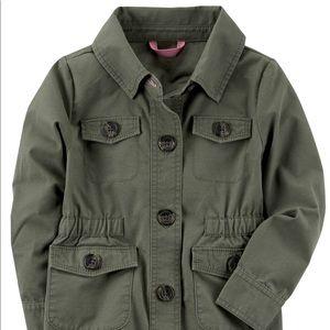 Carter's Twill Jacket 2T